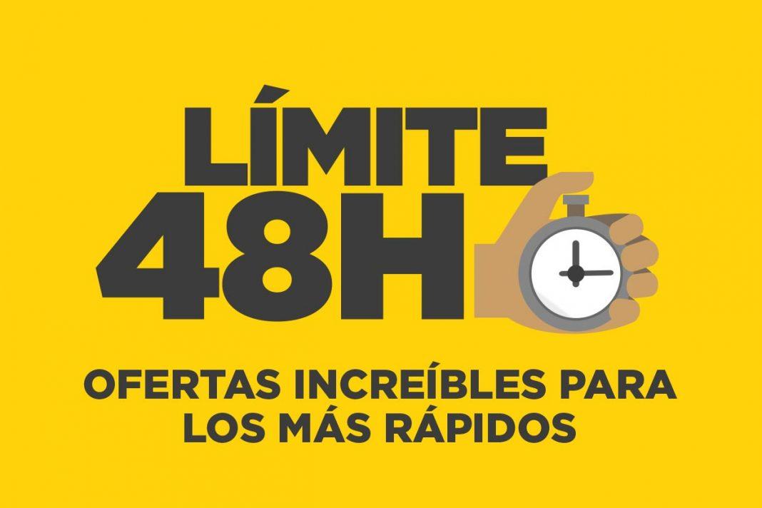 49de8fd3707c Vuelve el Límite 48 Horas de El Corte Inglés - Las mejores ofertas ...