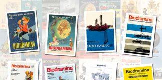 Bodegon Carteles 65 Aniversario Biodramina