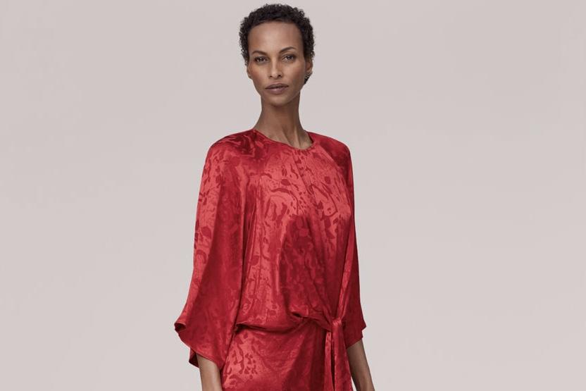 El Vestido Rojo De Zara Más Bonito Del Mundo Dream Alcalá