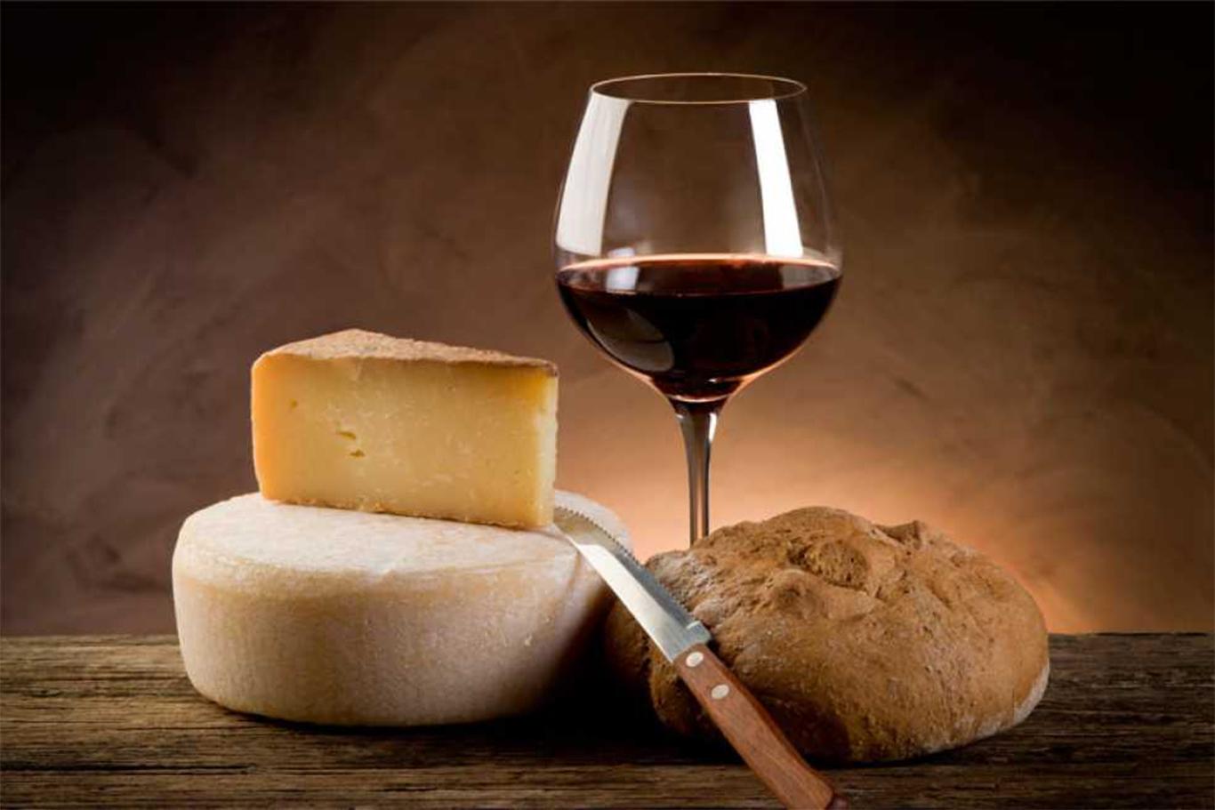 Resultado de imagen para vino y pan