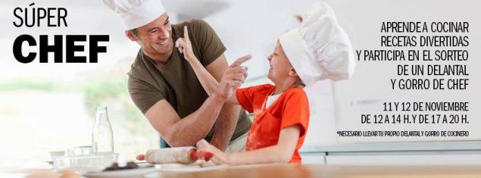 Ocio en alcal de henares este fin de semana dream alcal for Aprender a cocinar en alcala de henares