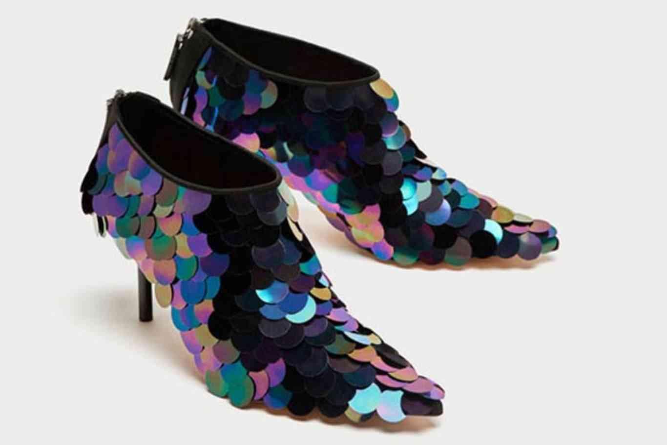 05255d3b Los botines sirena de Zara, el zapato más cool de la temporada ...