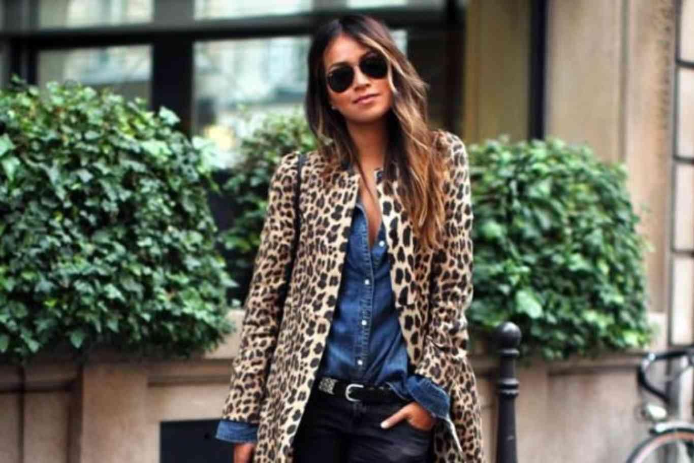Cón qué combina un abrigo de leopardo? - Dream Alcalá