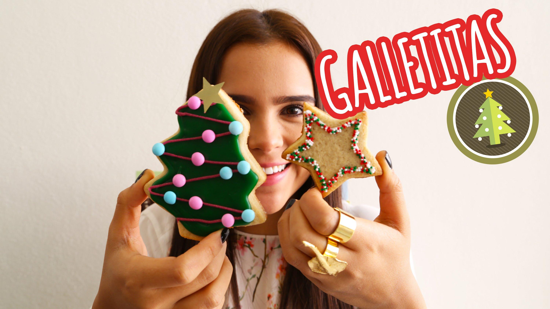 Cocina con ni os galletas de navidad decoradas dream alcal for Cocina navidad con ninos