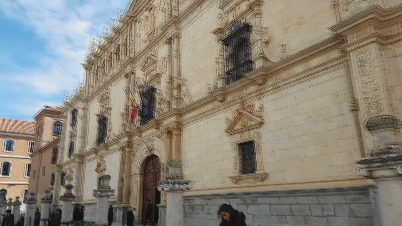 Universidad de alcal de henares dream alcal - Pintores alcala de henares ...