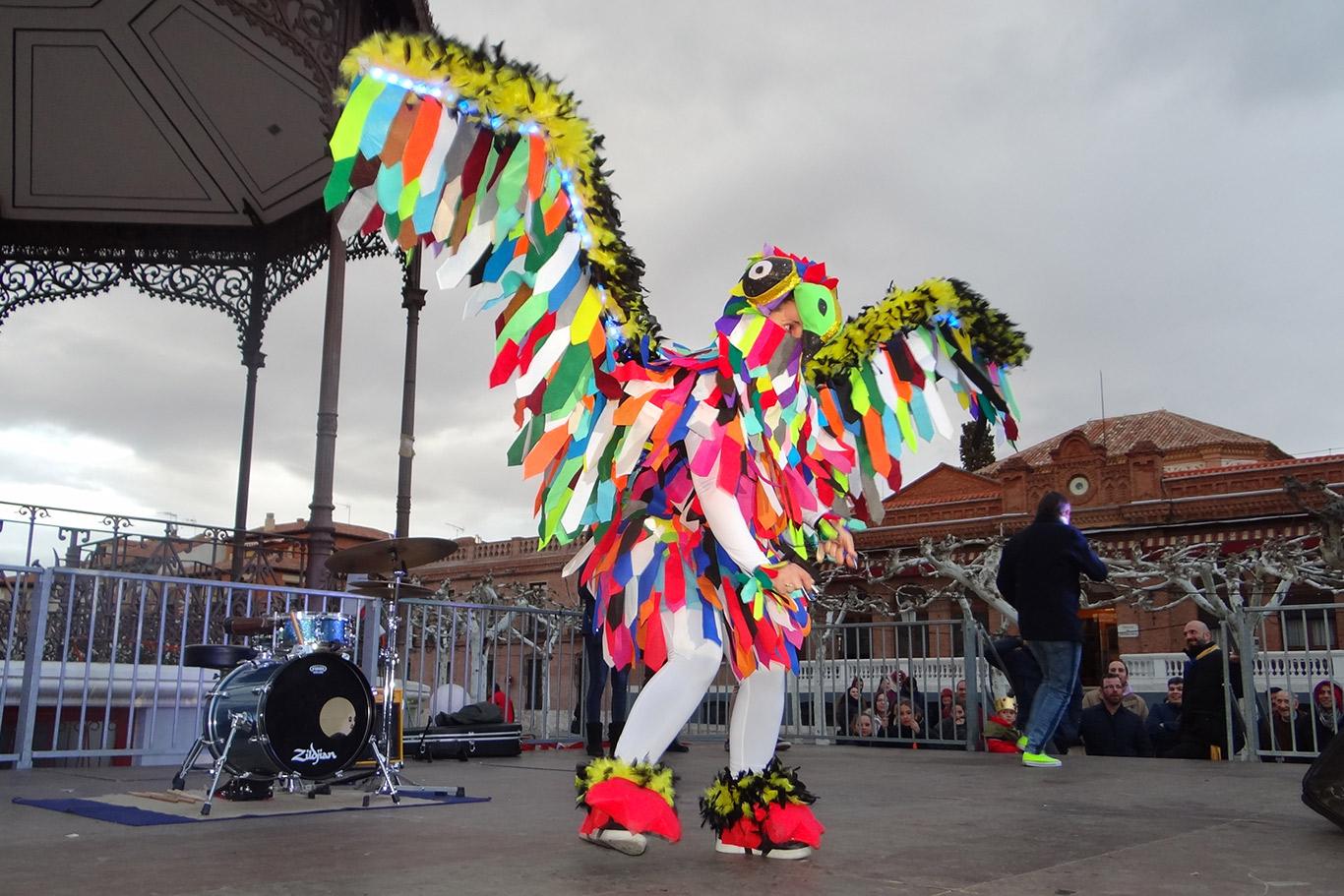Concurso general de disfraces del carnaval 2018 de alcal de henares dream alcal - Disfrazes para carnaval ...