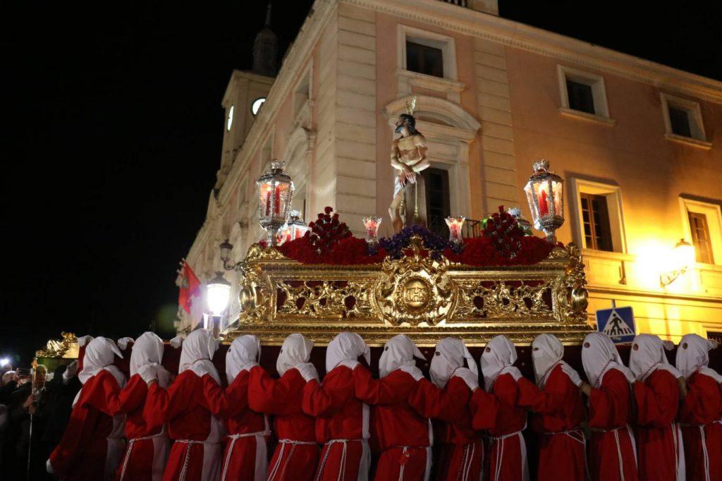 Cristo de la Columna 2018 de Alcalá de Henares