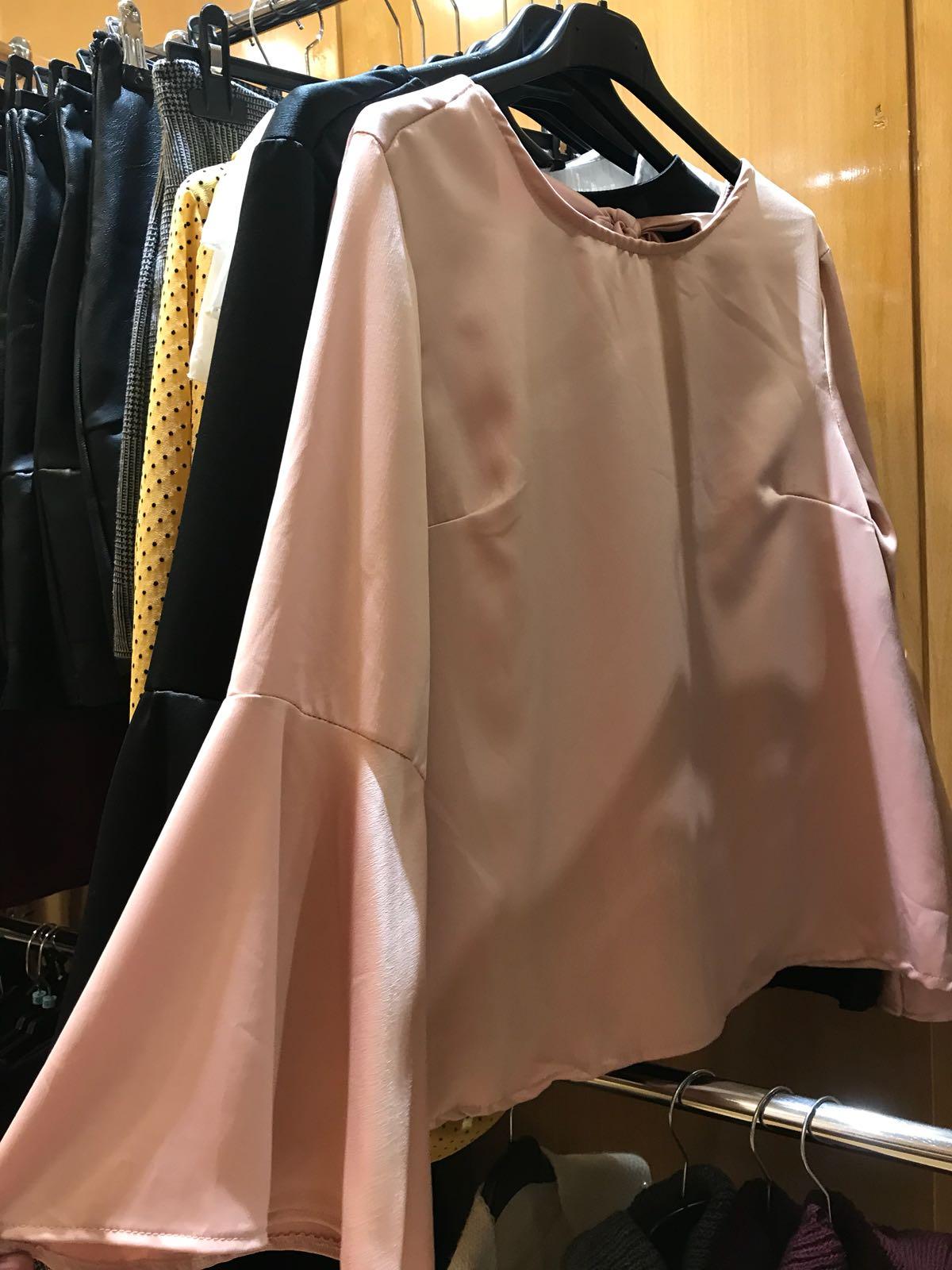 El rosa pastel, color tendencia de la primavera 2018