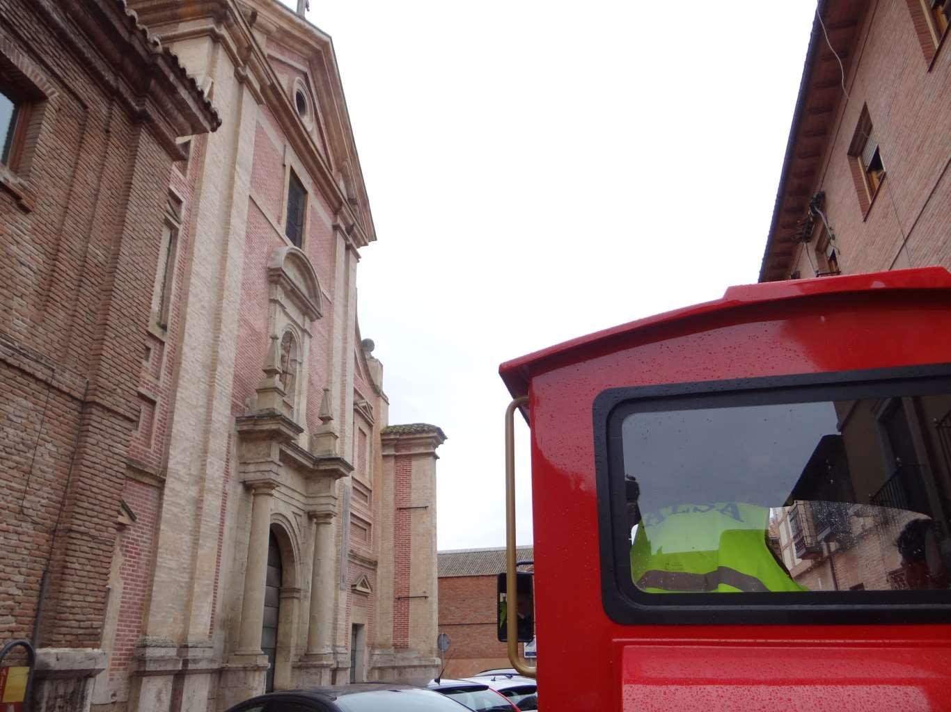 Alcalá City Tour tren turístico de Alcalá de Henares