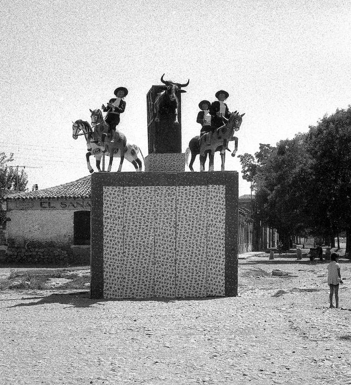 Alcalá de Henares tradición fallera