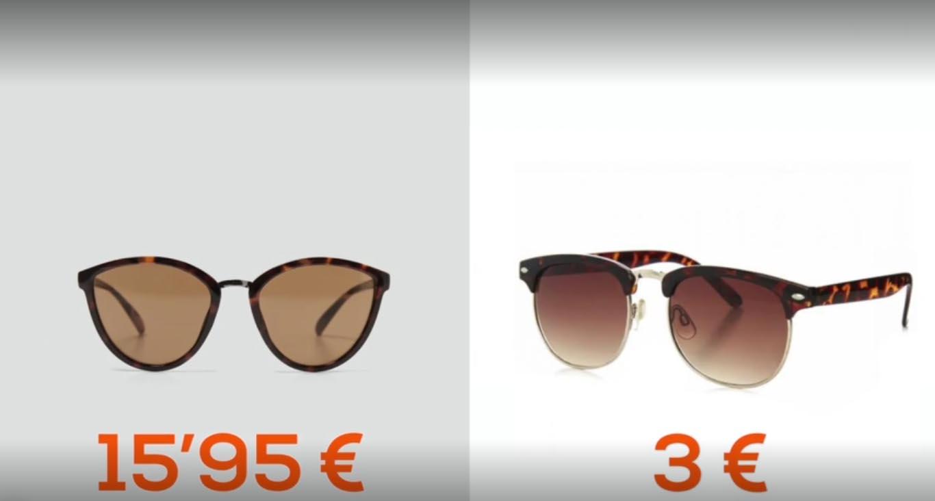 2c6f13f310 Nos encantan estas gafas del estilo del modelo Erika de Rayban. Y en Zara  las han sacado este año por 17,95. No es mal precio, no.