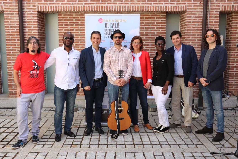 Programa Alcalá Suena 2018