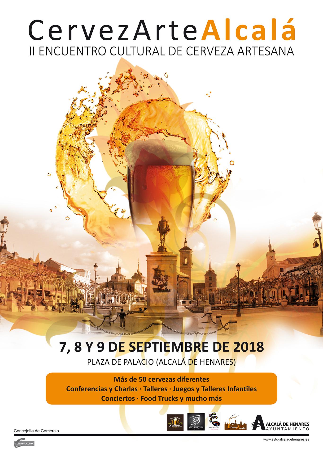 Cerveza Alcalá