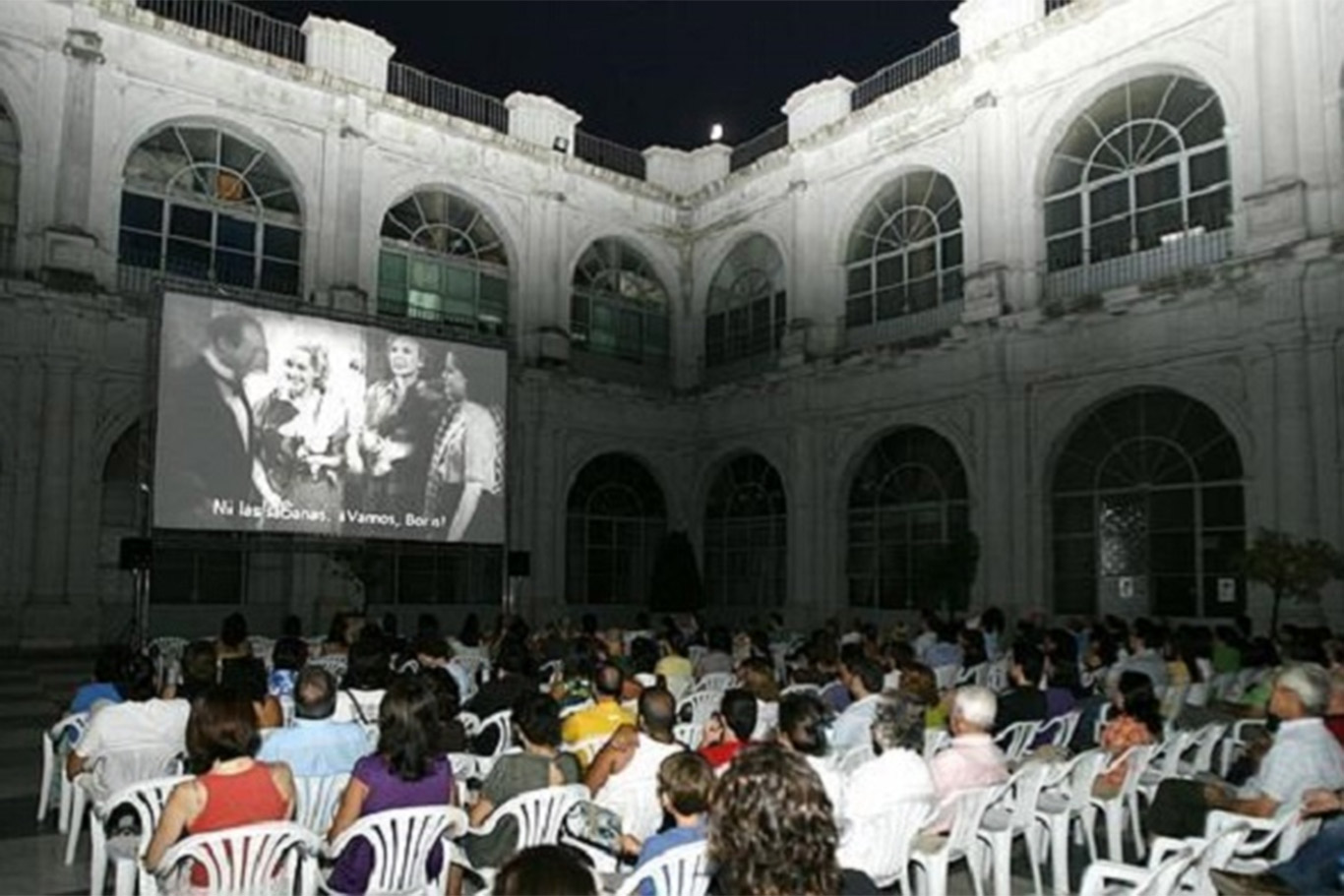 Alcine de verano: cine gratuito al aire libre en Alcalá de Henares ...