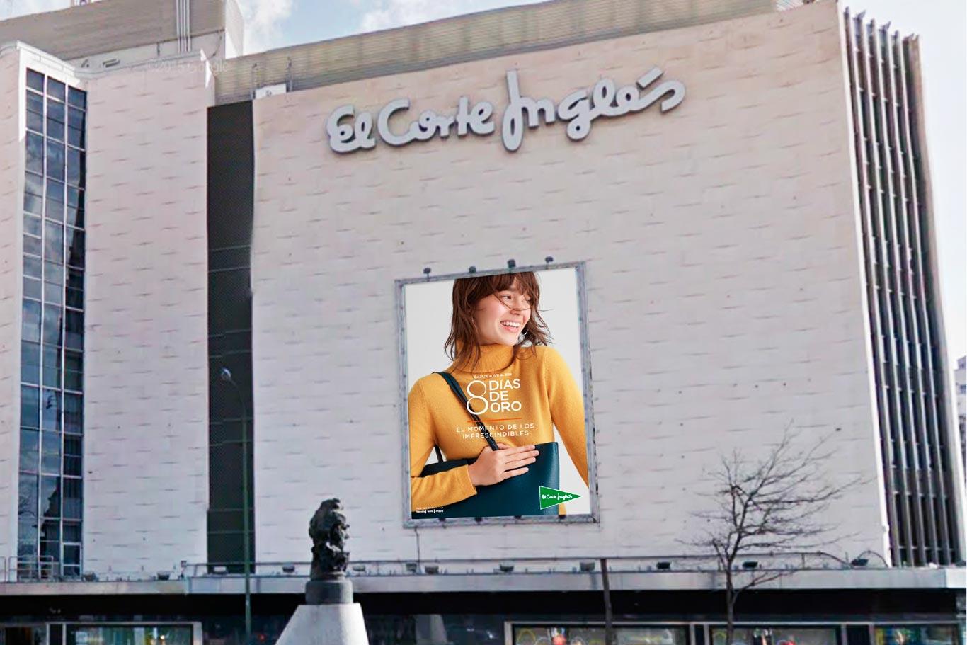 Lo mejor de los 8 Días de Oro de El Corte Inglés - Dream Alcalá 9a2ea5c8f01