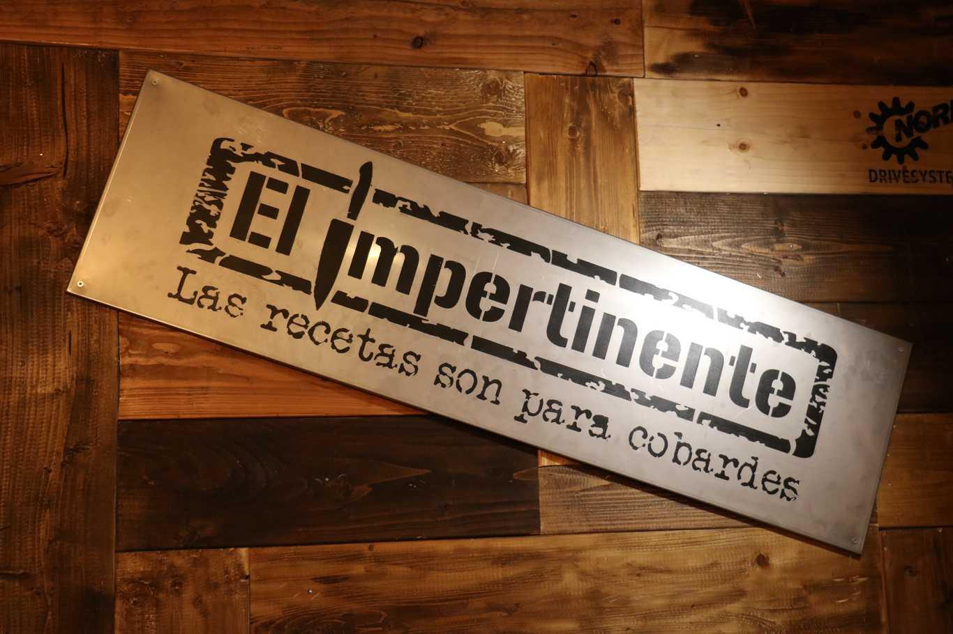 Nuevo Restaurante El Impertinente Las Recetas Son Para