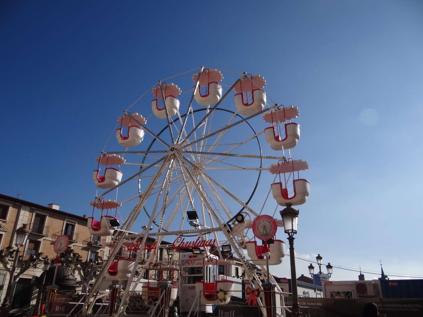 fc9a29fe61a Propuestas navideñas en Alcalá de Henares para el Puente de la Constitución