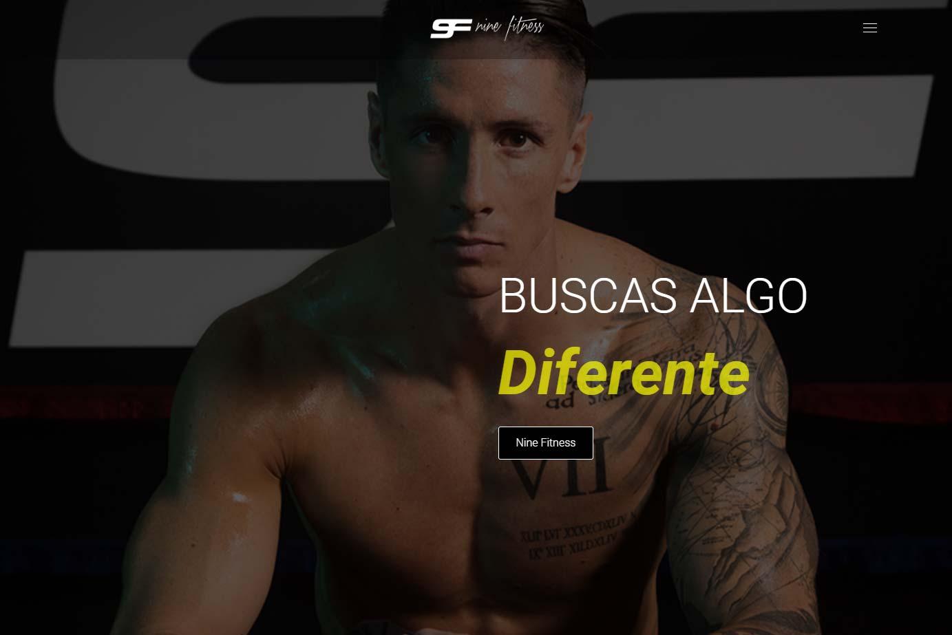 Open Sky Nine Fitness Fernando Torres