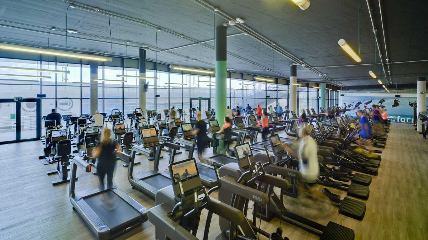 Nuevo centro deportivo GO Fit Alcalá de Henares - Dream Alcalá 7d3370da556cb