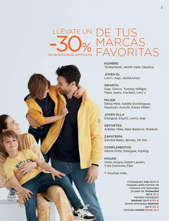 03373f1fb Lo mejor de los 8 Días de Oro de El Corte Inglés - Dream Alcalá