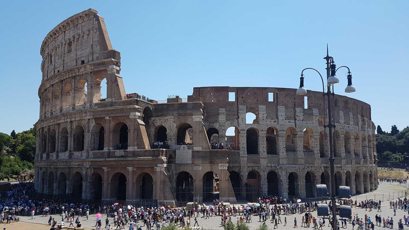 Vespasiano El Emperador Alcalaíno Que Construyó El Coliseo De