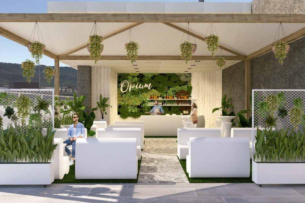 El Corte Inglés Inaugura Su Nueva Terraza Gastrobar Con La