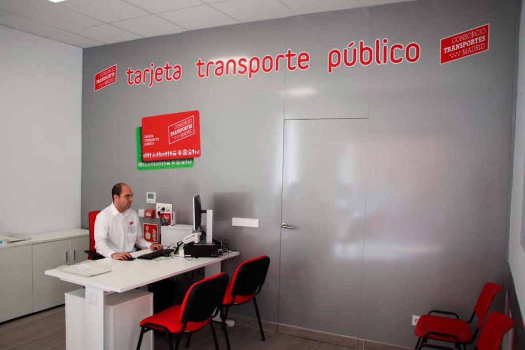 Nueva Oficina de Gestión de la Tarjeta de Transporte Público en ...