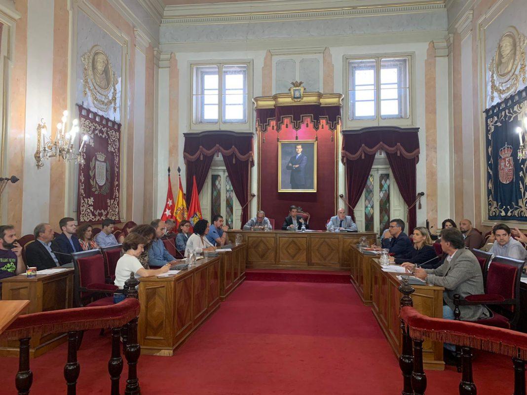 Imagen: Ayuntamiento de Alcalá de Henares.