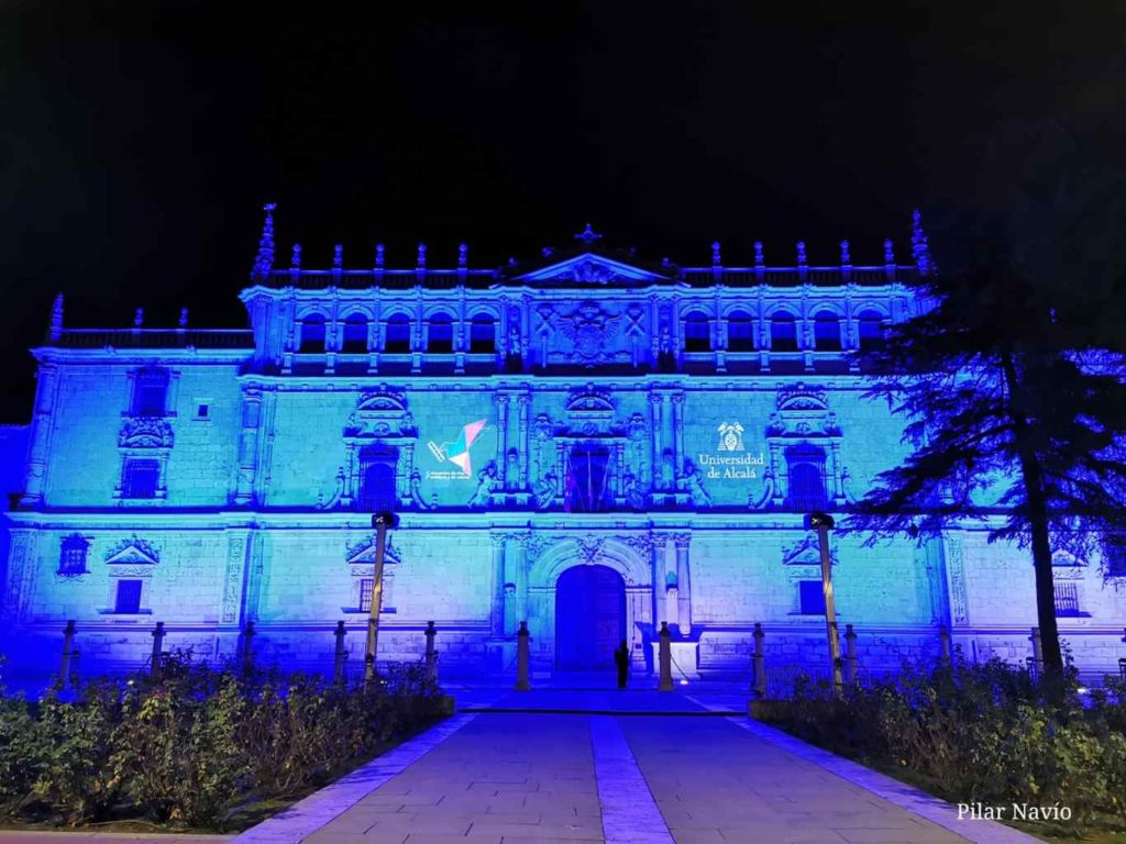 Ceremonia de entrega de los Premios Cygnus en el Paraninfo de la  Universidad de Alcalá - Dream Alcalá