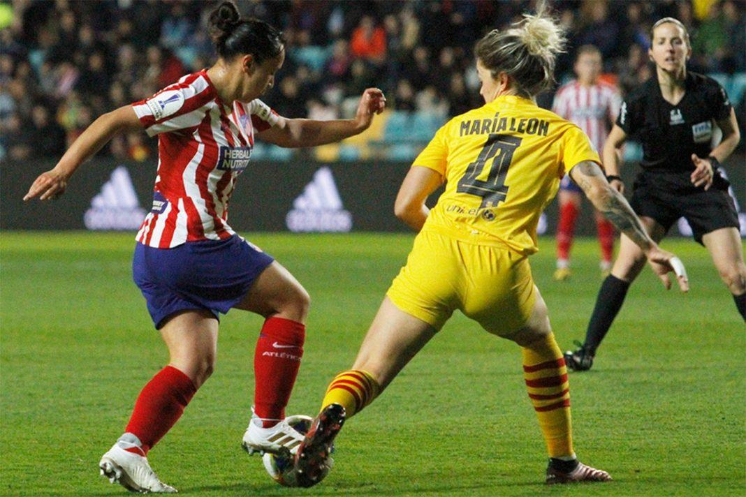 El Atl U00e9tico De Madrid Femenino No Estar U00e1 En La Final De La