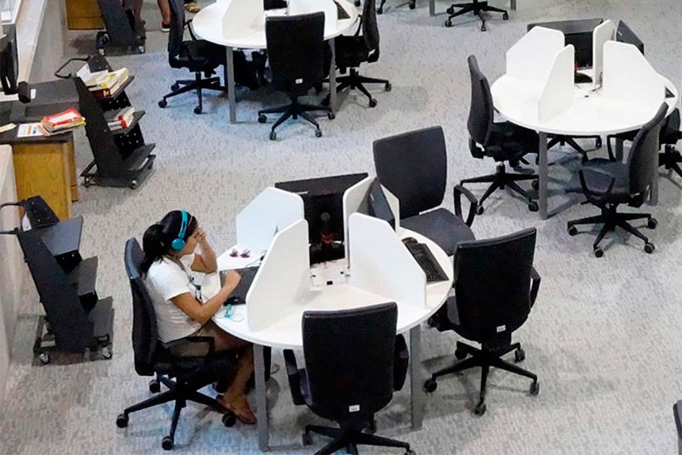 YoMeQuedoEnCasa: la Biblioteca de la UAH ofrece sus principales servicios  online - Dream Alcalá